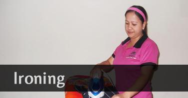 Ironing Dubai