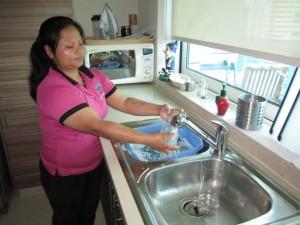 maid service dubai