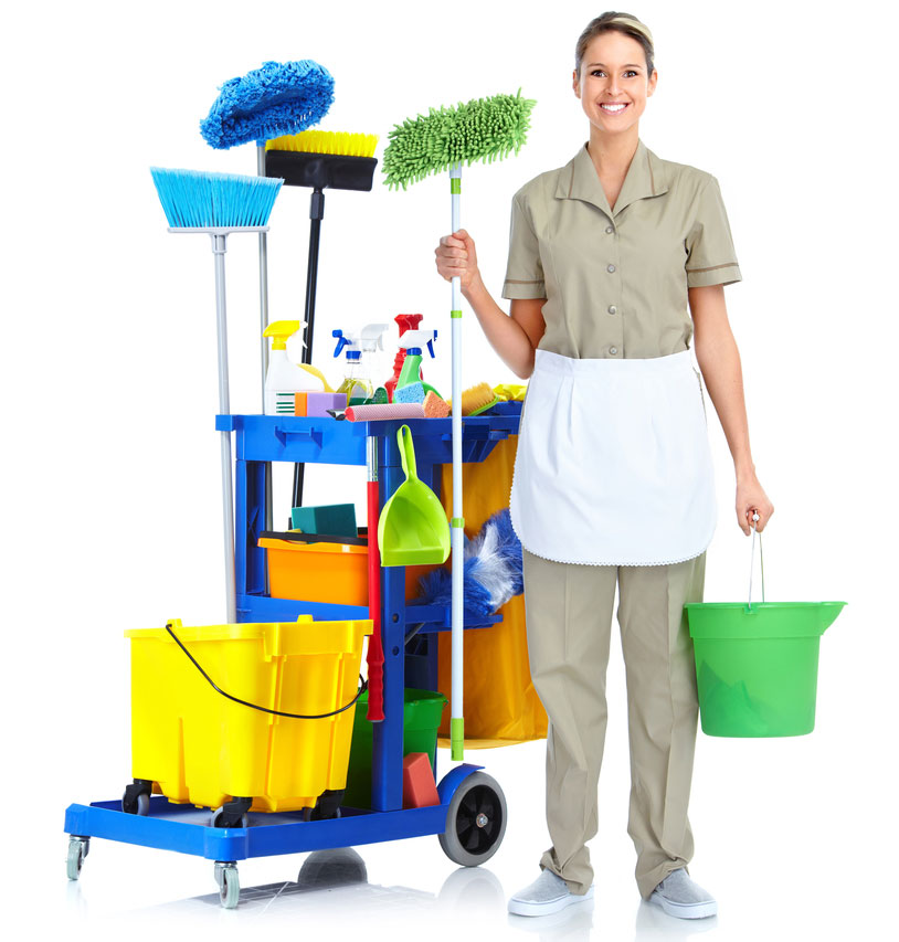 Various cleaning services provided by maids in dubai - Imagenes de personas haciendo limpieza ...