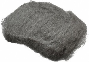 steel wool for cleaning wooden surfaces