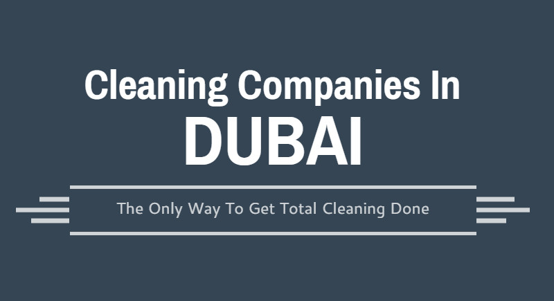 cleaning commpanies dubai
