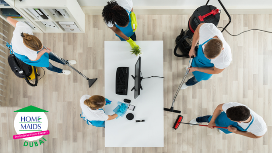cleaning agency in Dubai