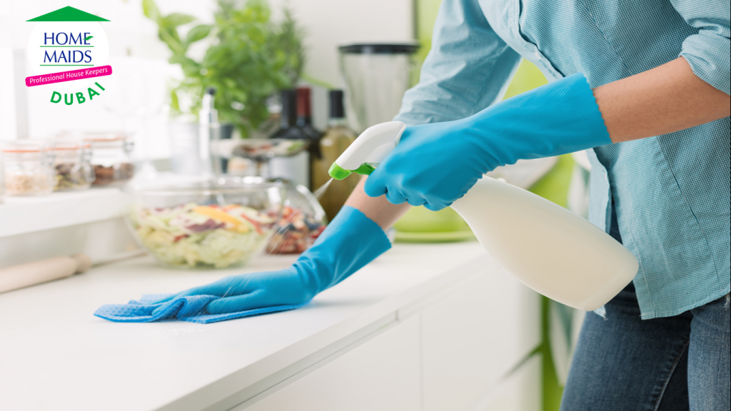 Maid Services Dubai
