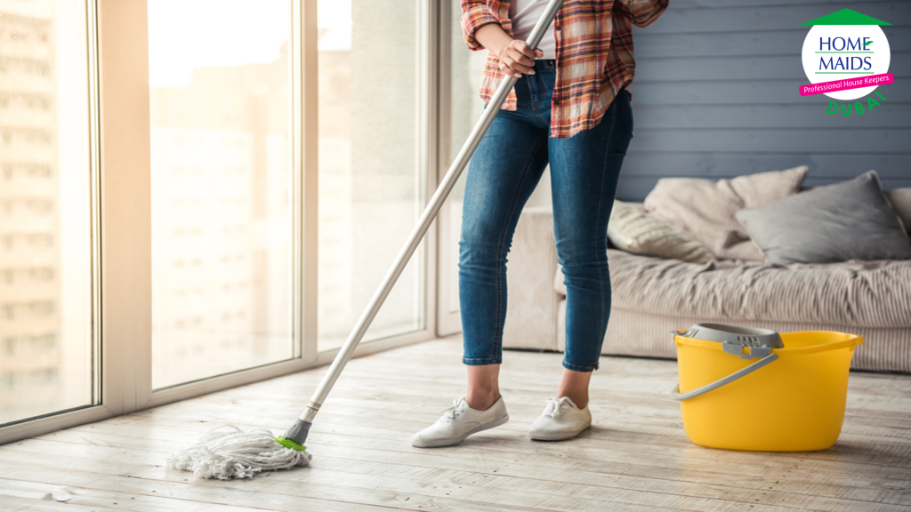 Home Cleaning Agency
