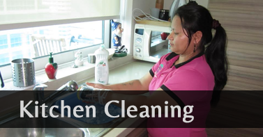 Dubai Maid Cleaning Service ,Kitchen Cleaning Dubai